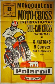 7a2324007de Motocross Poster Motocross Racing, Motocross Bikes, Racing Motorcycles,  Vintage Motocross, Vintage Motorcycles