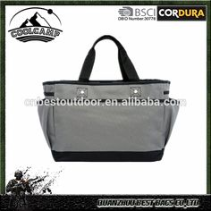 Durable Quality Construction Multi Pocket Hand Tote Garden Tool Tote Bag  Carry Bag Tool Bag