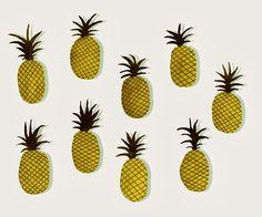 Sara Soderholm - Pineapples