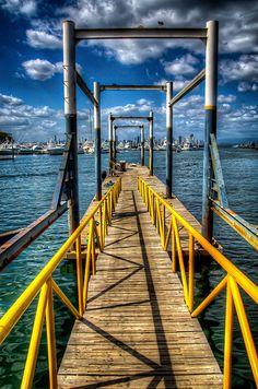 Panamá Harbor