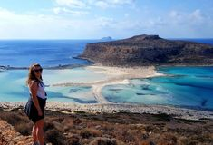 Balos Beach Crete : A perfect day in Crete