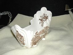 Vtg Antique Royal Staffordshire Tonquin Brown by ThenForNow