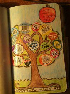 Apple tree-wreak this journal