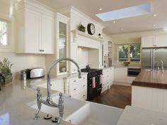 white country kitchen design