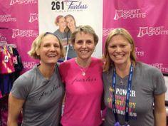 Boston Marathon Expo with Nicole Deboom!