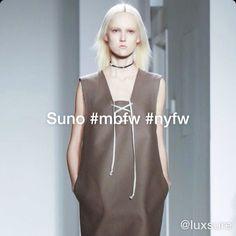 ▶ Suno #nyfw #mbfw - http://flipagram.com/f/LBYZN5JNOQ
