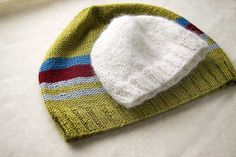 how to knit a hat fig02