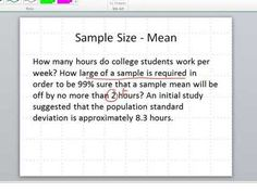 Walk-through of constructing confidence intervals and finding appropriate sample size on StatCrunch. Student Work, College Students, Statistics Help, Standard Deviation, Shop Local, Confidence, Initials, Education, Quotes