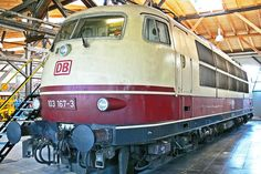 機関車の運転は簡単, Br103, Br 103, ドイツ語ためす