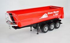 Carson 3軸ダンプトレーラー #ラジコン #輸入代行 お見積もりのご依頼をいただきました。 ドイツからの輸入代行となります。