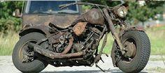 Bobber, Chopper or Scrambler? Mini Bike, Mini Moto, Buell Motorcycles, Cool Motorcycles, Vintage Motorcycles, Rat Rod Motorcycle, Sportster Motorcycle, Mad Max Motorcycle, Rat Rods