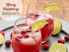Check out this American Lifestyle Magazine blog post! How to Make a Cranberry-Infused Holiday Margarita
