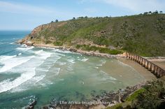 Photos and pictures of: Railway Bridge, Wilderness, Western Cape, South Africa - The Africa Image Library Old Trains, Lush Garden, Married Life, West Coast, Dolphins, Wilderness, Places Ive Been, South Africa, Cape