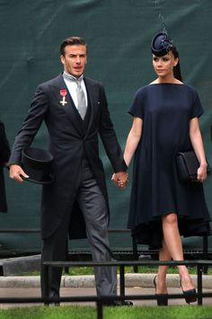 Victoria Beckham's Style Over the Years  APR 2011