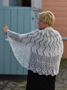 Tekstiiliteollisuus - teetee Elegant Knit Fashion, Shawl, Blanket, Knitting, Elegant, Crochet, Breien, Classy, Tricot