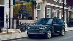 Land Rover teams up with gunmaker Holland & Holland to create £180k super-Rangie - BBC Top Gear - amazing vehicle and gunmaker...x