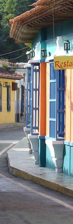 Venezuela   Aragua   Choroni   Puerto Colombia Colonial Town