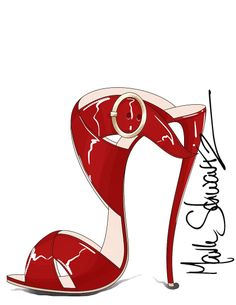 I just finished my new video featuring my art work - HIGH HEELED ART - EXTRAORDINARY PAINTINGS OF SHOES - http://www.youtube.com/watch?v=ohfHLL_yphQ