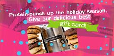 Got a foodie friend or fitness fiend who's hard to shop for? That's why we have a fantastically flexible gift card.