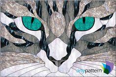Cat Eyes - 24 x 16 – anypattern.com