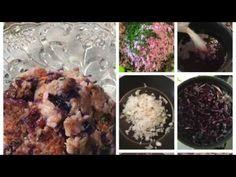 Polpette vegane di riso, cavolo rosso, carote e cipolle – Mike's Tasty Food