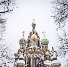 Church of the Resurrection, St Petersburg, uncredited