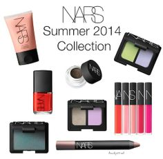 NARS Summer 2014 Collection...not just for at the pool! #NARS #makeup