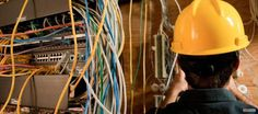 #Commercialelectricians are the type of electricians who are responsible for installing and maintaining electrical devices in a commercial building or complex.