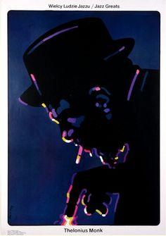Thelonious Monk_Jazz Greats©Waldemar Swierzy