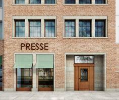 Gervinusstraße - Kahlfeldt Architekten