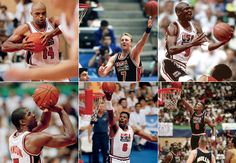 An Oral History of the 1992 US Olympic Basketball Dream Team on the 20th Anniversary, via Kevin Quealy