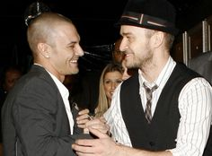 Justin Timberlake and Kevin Federline Are Friends