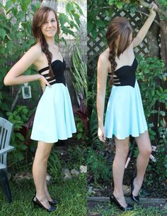 give this dress to me