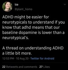 Mental Health Help, Mental Health Illnesses, Mental Illness, Adhd Brain, Adhd Facts, Adhd Help, Adult Adhd, Trying To Sleep