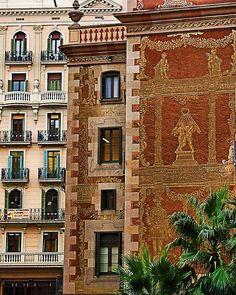 Degradé. Barcelona