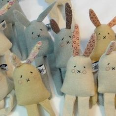 Biscuit Bunnies - Flying Star Toys Shared by Donna Merritt #Wedding Officiant www.thesimplewedding.com