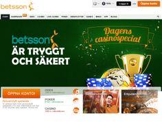 Betsson är ett svenskt casino http://www.casino.se/svenska-casinon