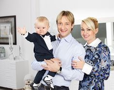 Evgeny Plushenko Wife | Yana Rudkovskaya and Evgeny Plushenko told HELLO! about his family ...