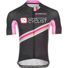 Capo Rosa Speed Jersey - Men's Short Sleeve Road Bike Jerseys | Competitive Cyclist