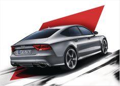 #Audi #RS7
