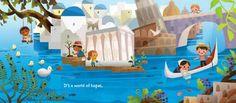 Joey Chou - It's a small world, Disney