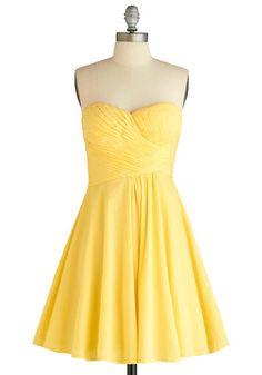 Step Into the Bright Dress   Mod Retro Vintage Dresses   ModCloth.com