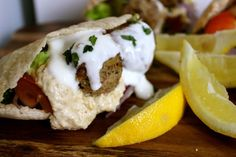 Lottie's Little Kitchen.: Lamb Patties with Pitta