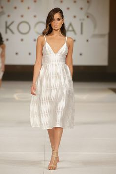 Cherokee Dress Brazillia Heels