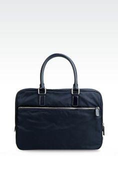 6c38f341ca 29 Best Men's Bags | Armani images in 2014 | Armani men, Bags for ...