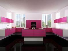 In Farbe gebadet: elegante Ideen für rosa Badezimmer Designs ...