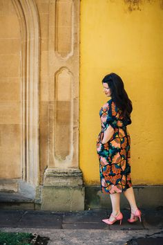 I think every dress should have pockets and that all heels should have ankle straps. The world would be a more comfortable place for sure. Photo by Remco Merbis Blog Images, Magpie, Ankle Straps, Pockets, Heels, Dresses, Fashion, Boden, Heel