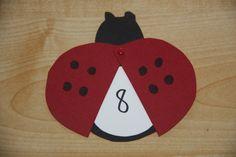 Math Ladybugs
