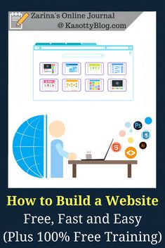 How to build a website easy? This post will show how to build a free website for beginners using my approach. Building a website or blog and then using proper monetization strategies can help you make money online! #bloggingtips #makemoneyblogging #makemoneyfromhome #makemoney #website #free #freebie #workfromhome #workathome #workathomemom #stayathomemom #blogger #blogtips #aussie #canadian