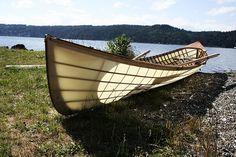 skin on frame canoe | Brian's skin on frame guide boat | Flickr - Photo Sharing!